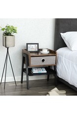 Parya Home Parya Home - Side table - Vintage Bedside table