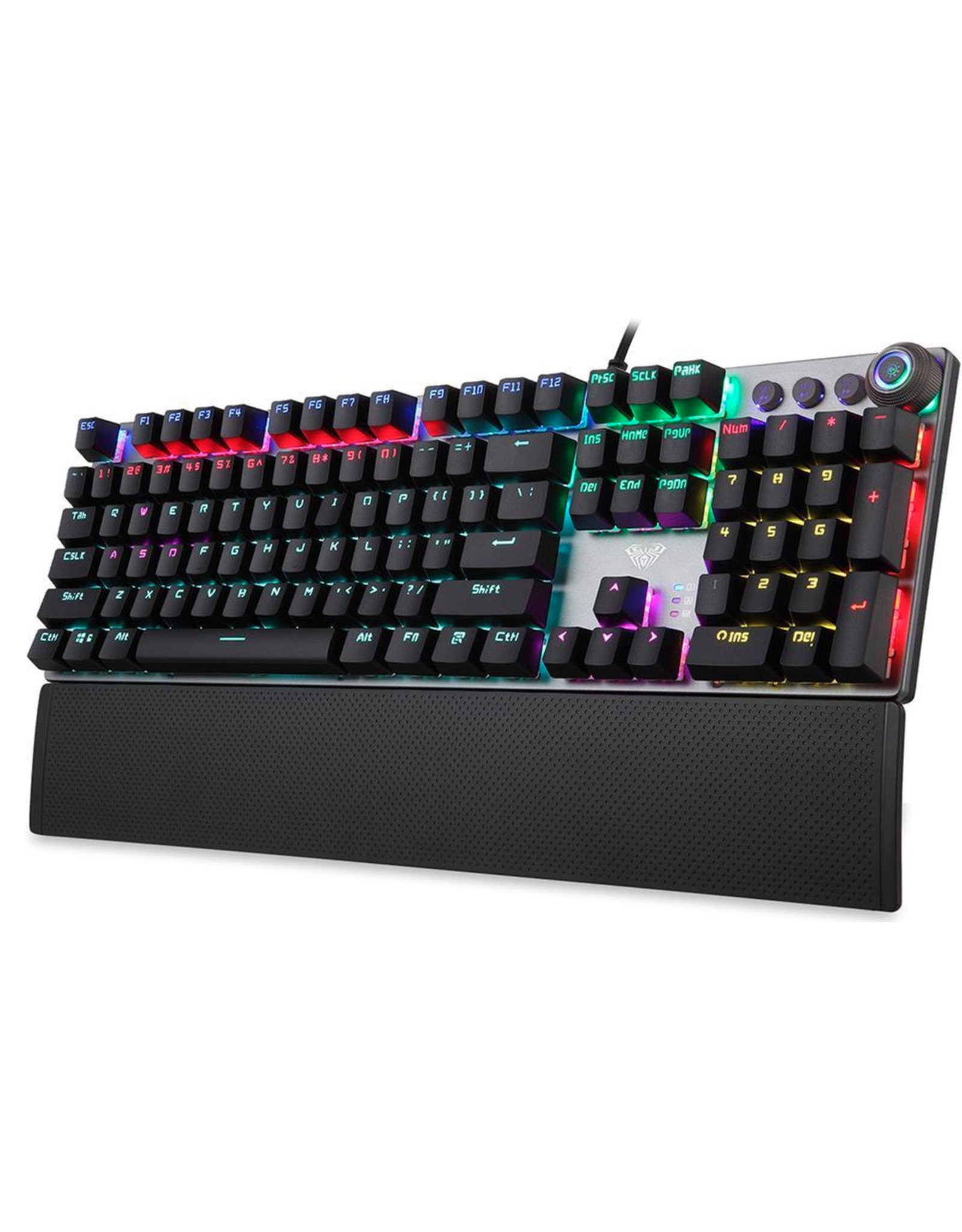 AULA F2058 RGB mechanisch gaming toetsenbord