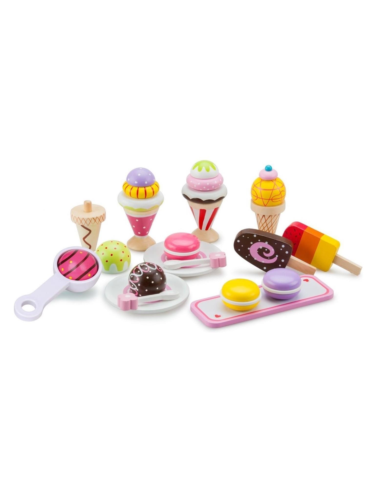 New Classic Toys - Luxe Speelgoed IJs Set - 21 delig - EV
