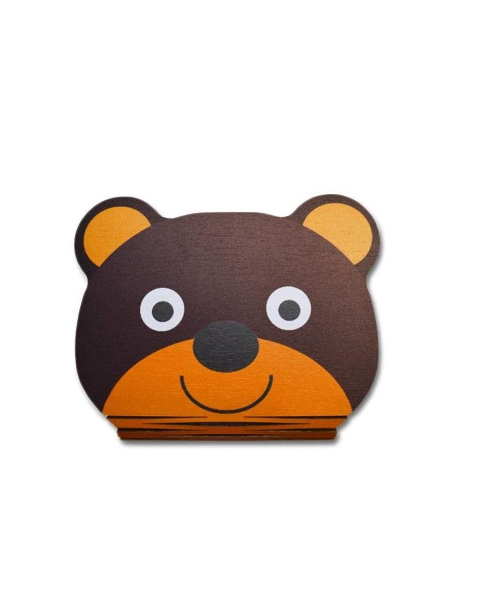 Parya Official Parya Official - LED book - Bear