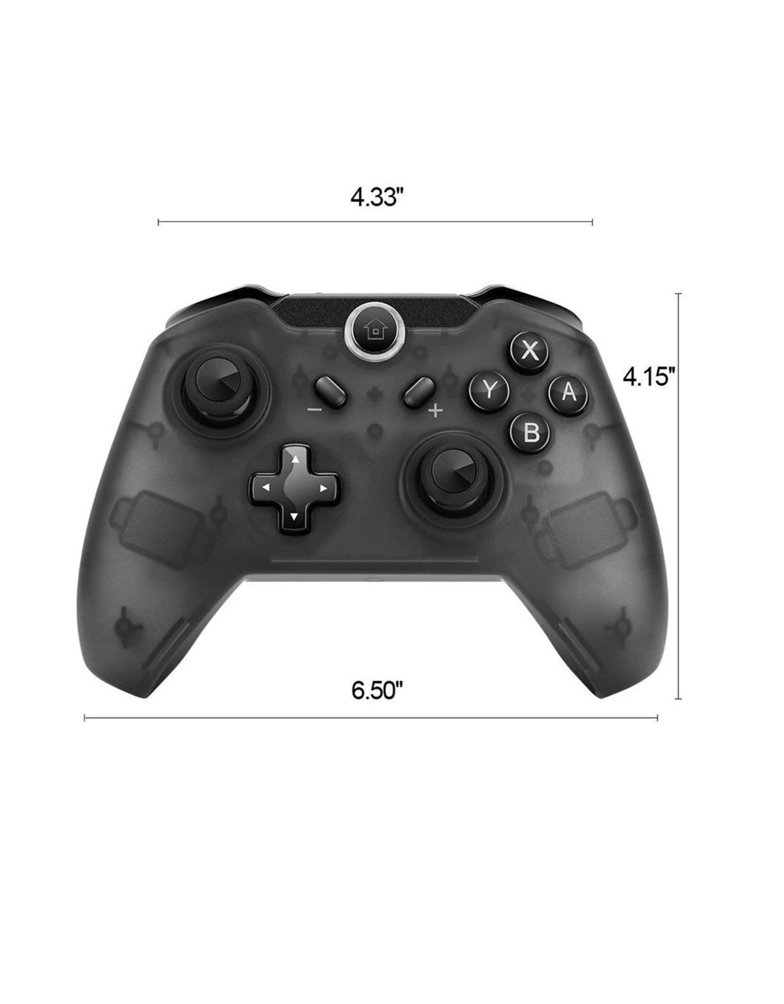 Parya Official Parya Official - Draadloze Controller - Nintendo Switch