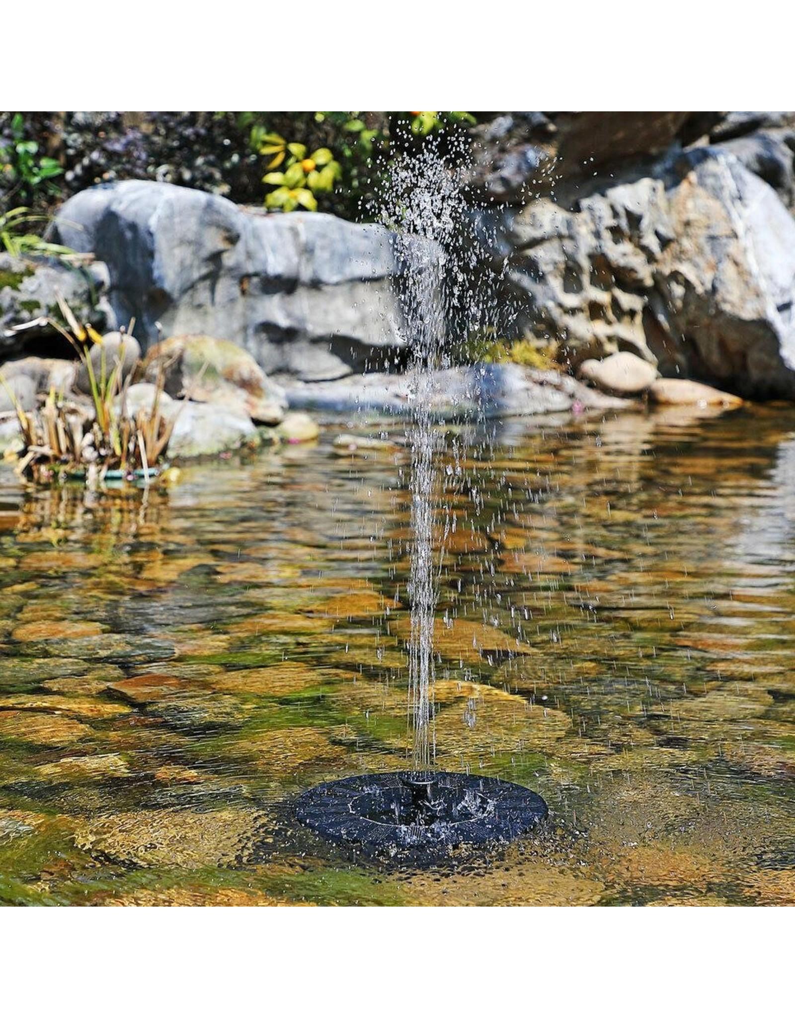 Parya Garden Parya Garden - Floating fountain pump - suitable for in the pond