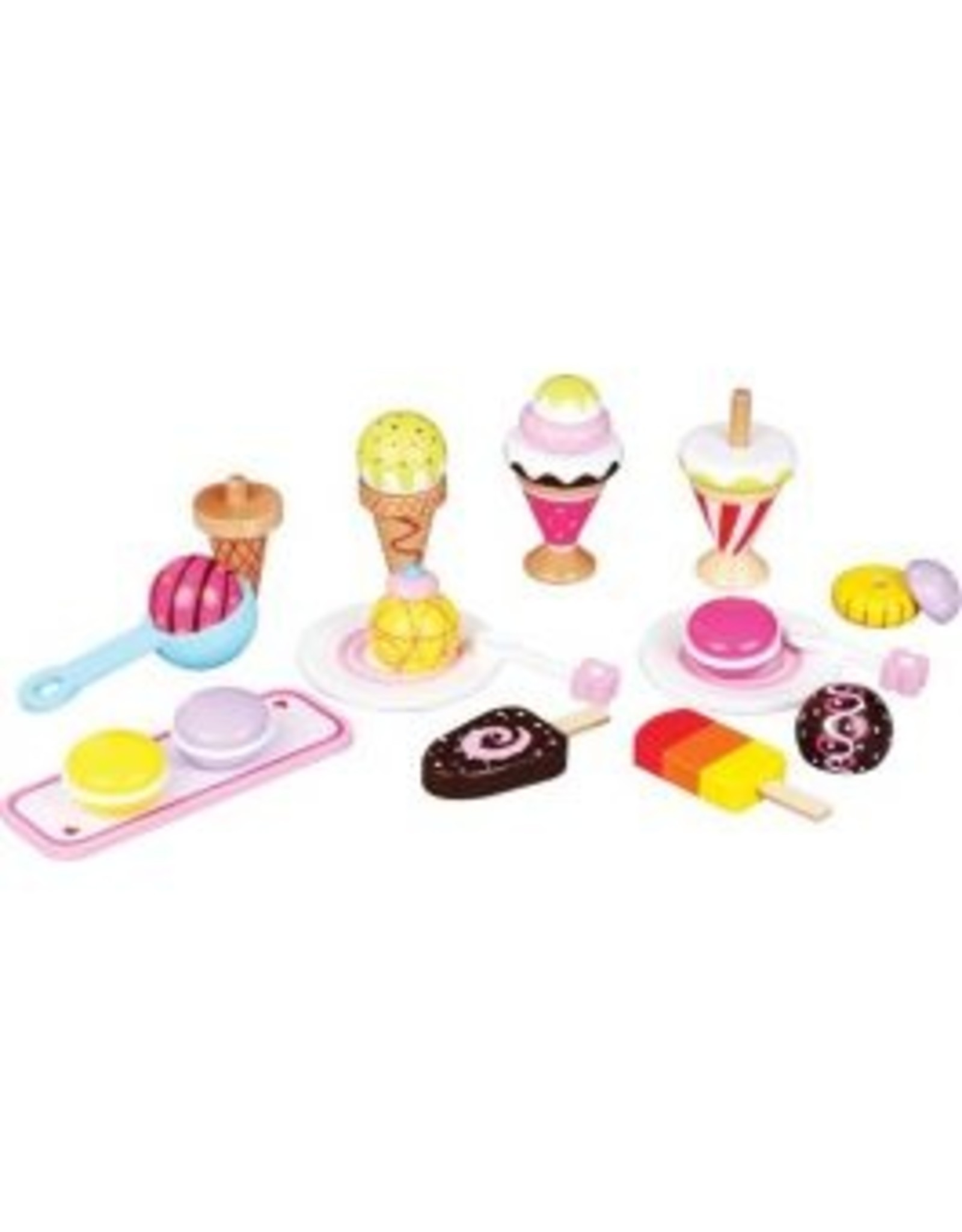 New Classic Toys - Luxe Speelgoed IJs Set - 21 delig