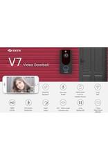 EKEN V7 HD video deurbel met camera