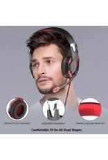 Kotion Each - Headset - Zwart/Rood
