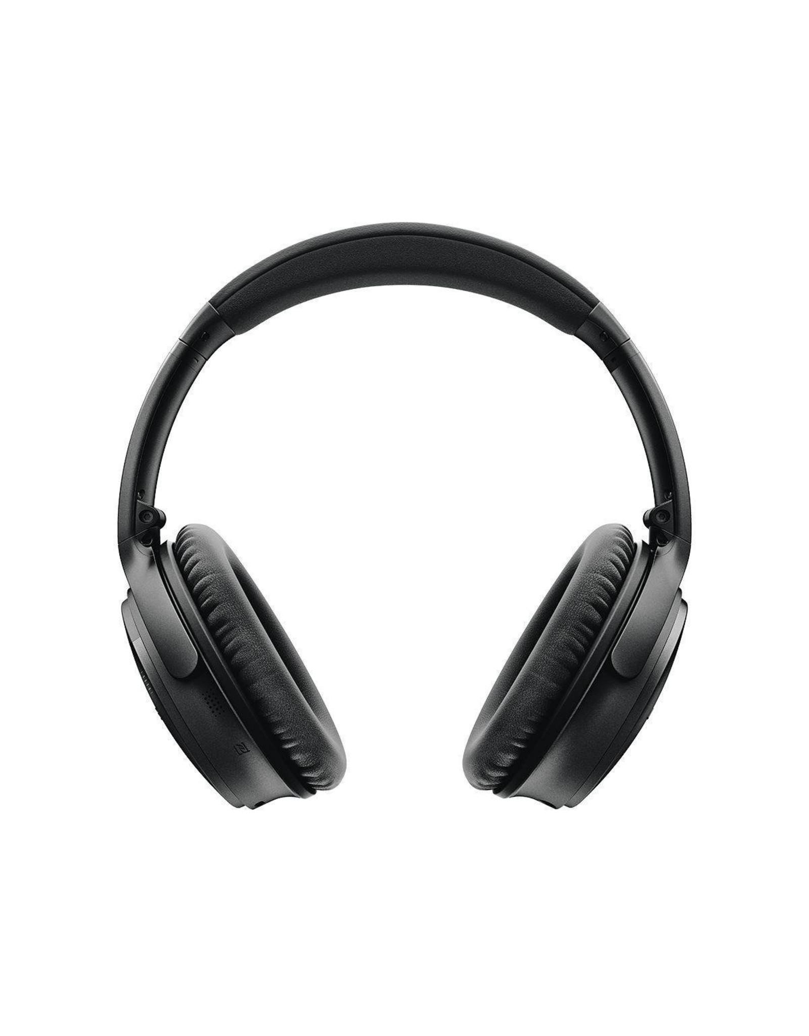 Bose Bose - QuietComfort 35 series II - Wireless over-ear headphones - Black