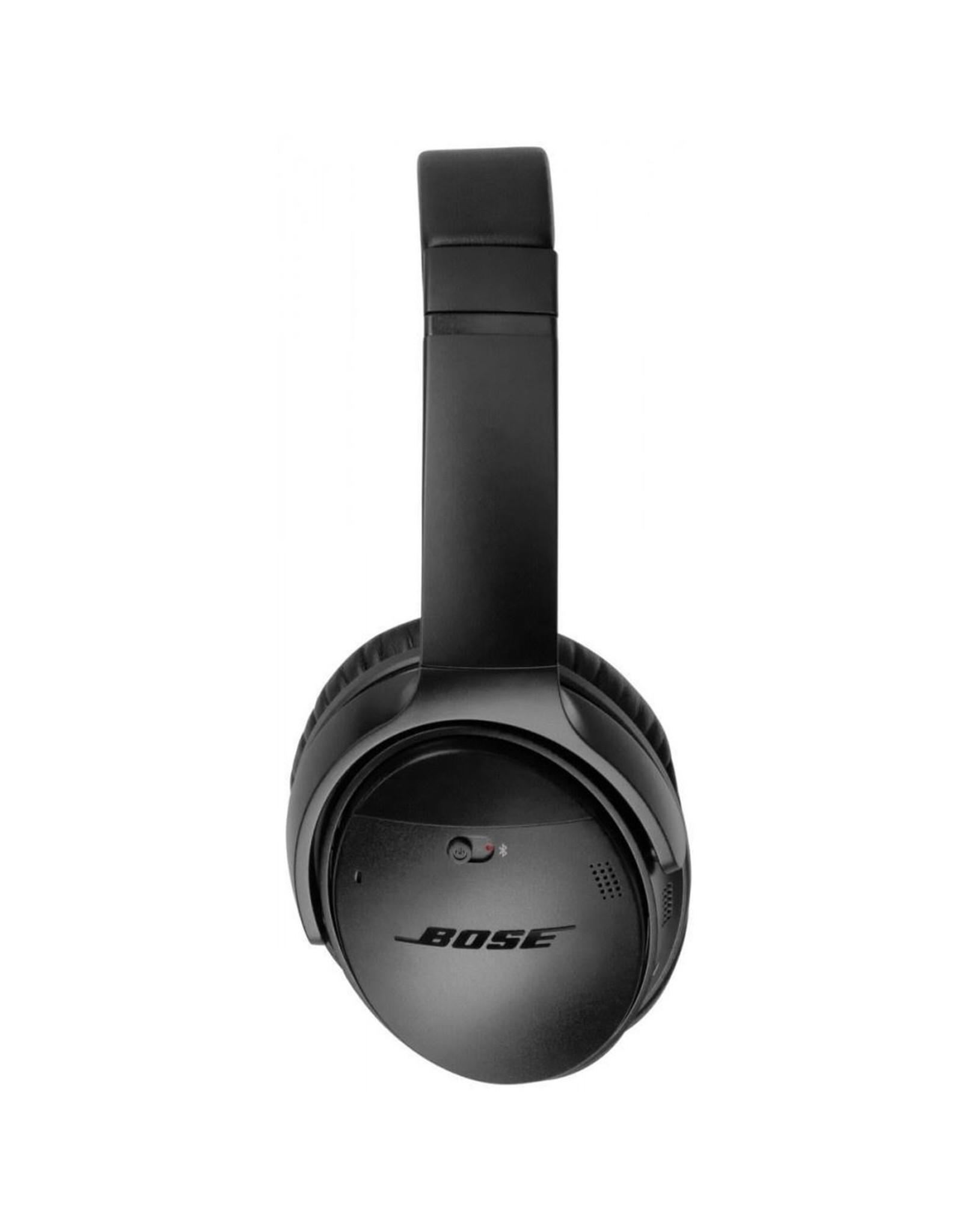 Bose Bose - QuietComfort 35 serie II - Draadloze over-ear koptelefoon - Zwart