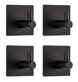 Parya Home Parya Home - Towel Hook - 4 pieces - Without drilling