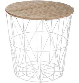 Atmosphera ATMOSPHERA White coffee side table