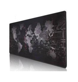 Parya Official Parya Official - Large Mousepad - XXL - World Map - 90x40 cm