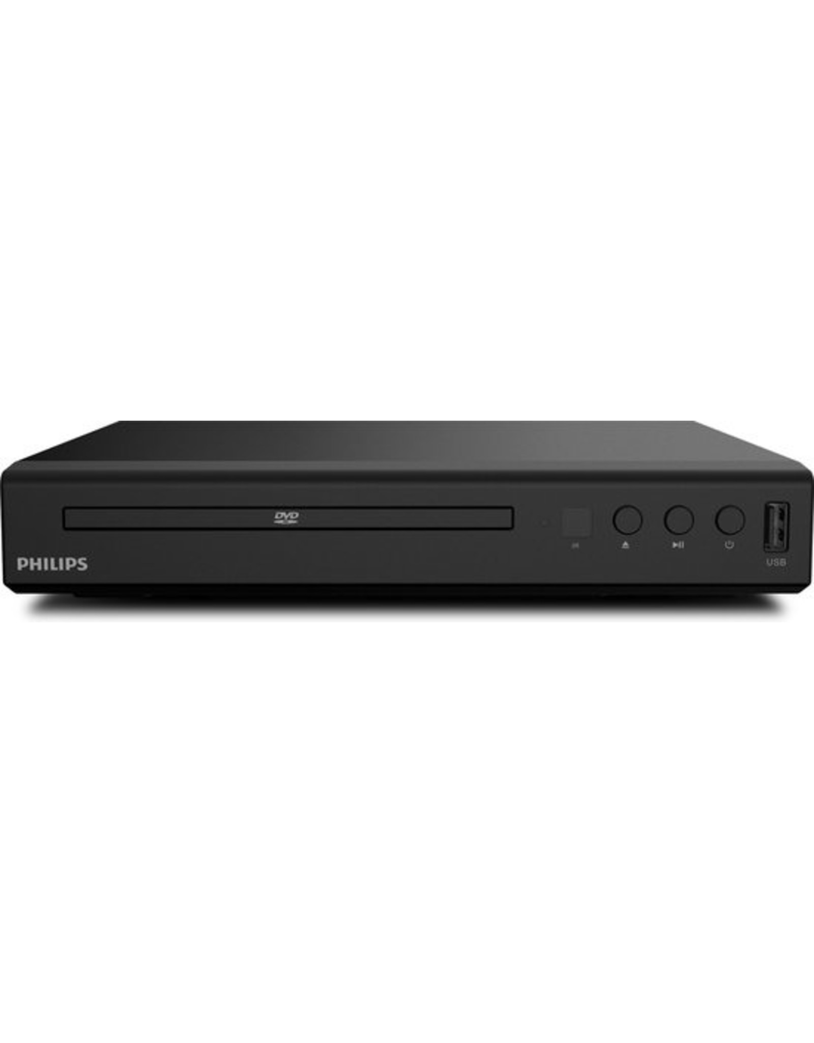 PHILIPS Philips  - DVD-speler - TAEP200 - met CD-ondersteuning en HDMI - Zwart