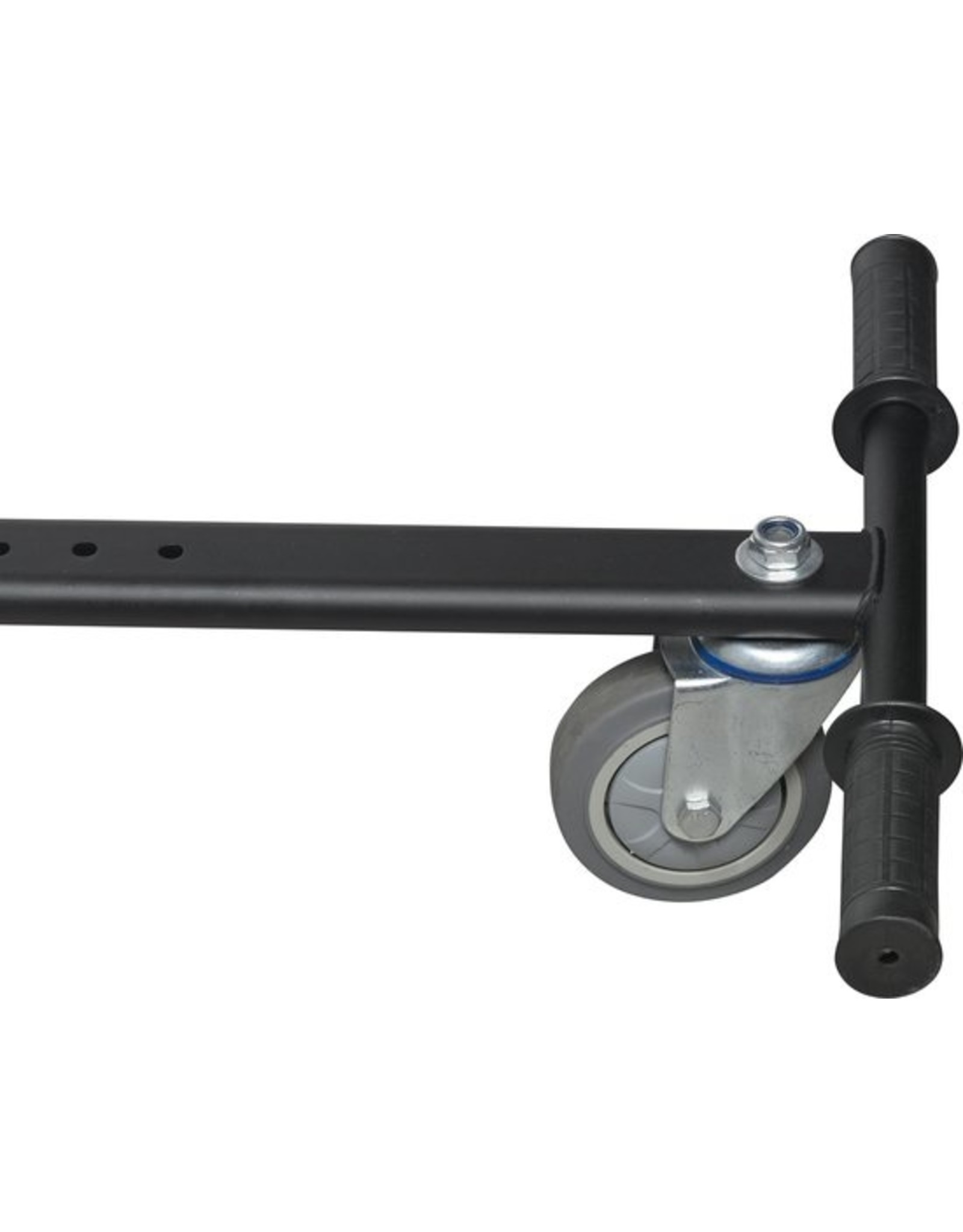 Denver HBO-6620 Black plus KAR-1550 - 6.5 inch hoverboard oxboard met hoverkart - Zwart