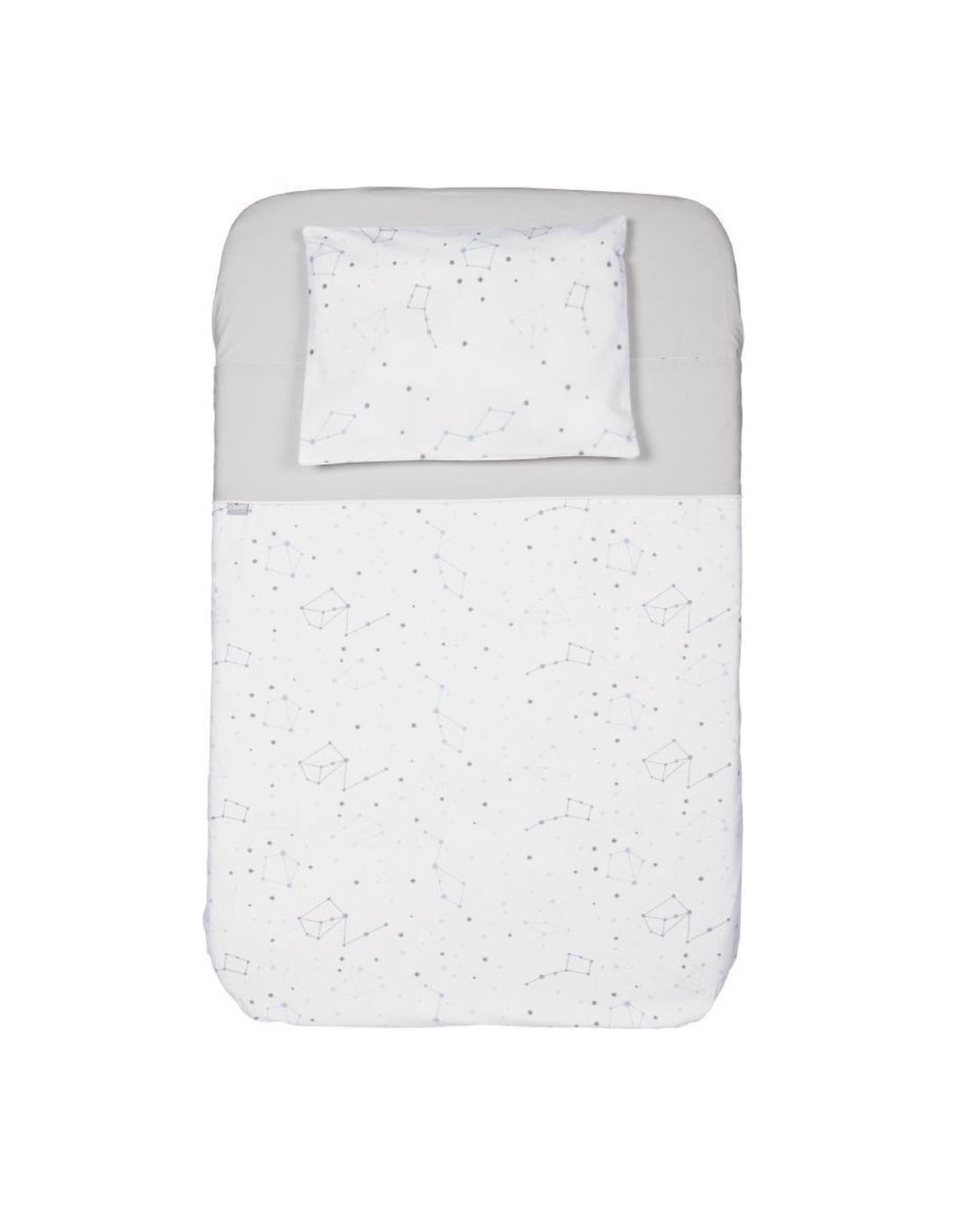Chicco Chicco - Next2Me - Fitted sheet for baby mattress - 3 piece set including pillowcase and duvet