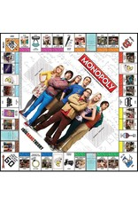 Monopoly - Big Bang Theory - Bordspel - Engelstalige Versie