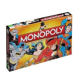 Monopoly Monopoly - DC Comics - Retro Edition - Board game - English Version