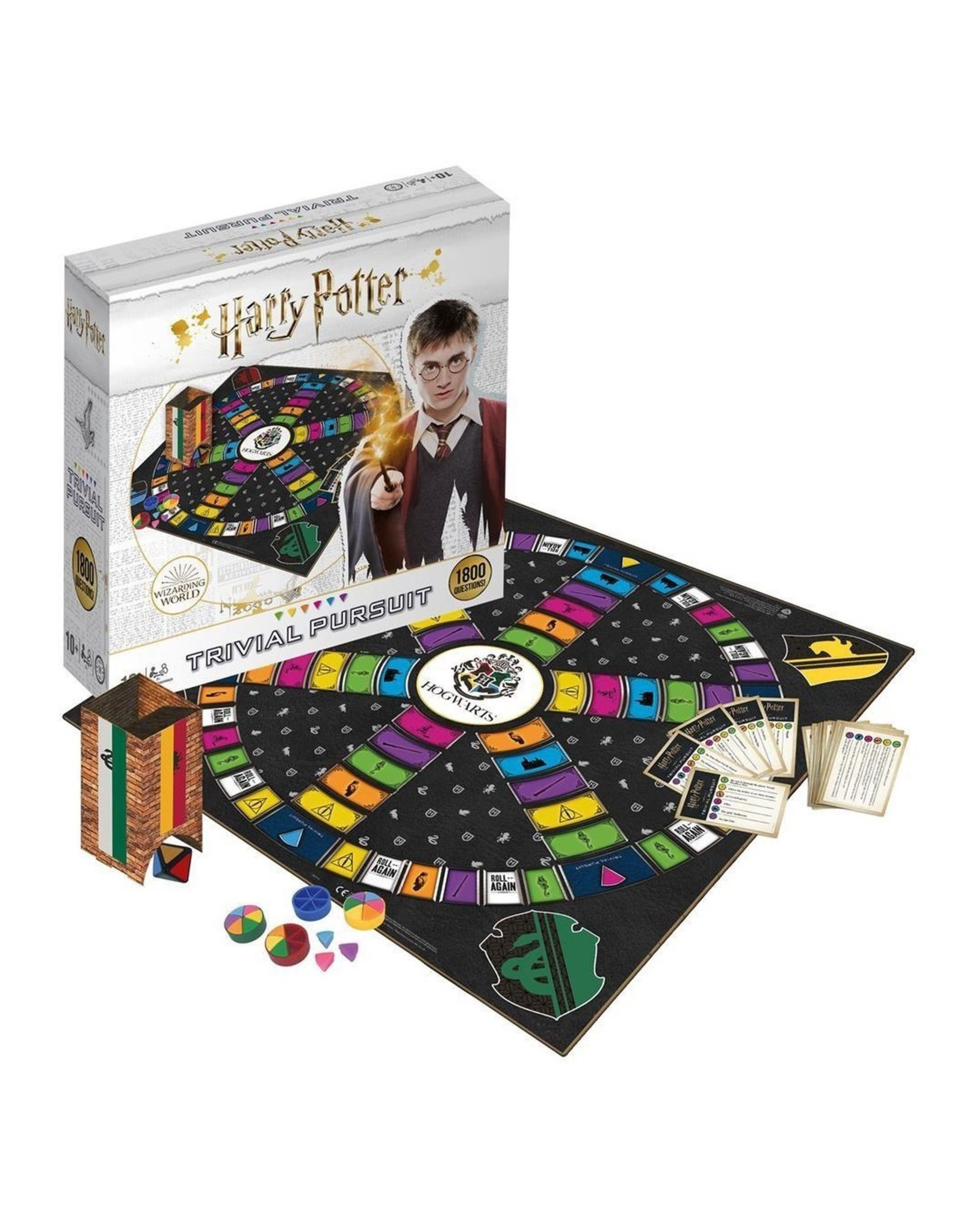 Trivial Pursuit Trivial Pursuit - Harry Potter - XL versie - Engelstalige Versie
