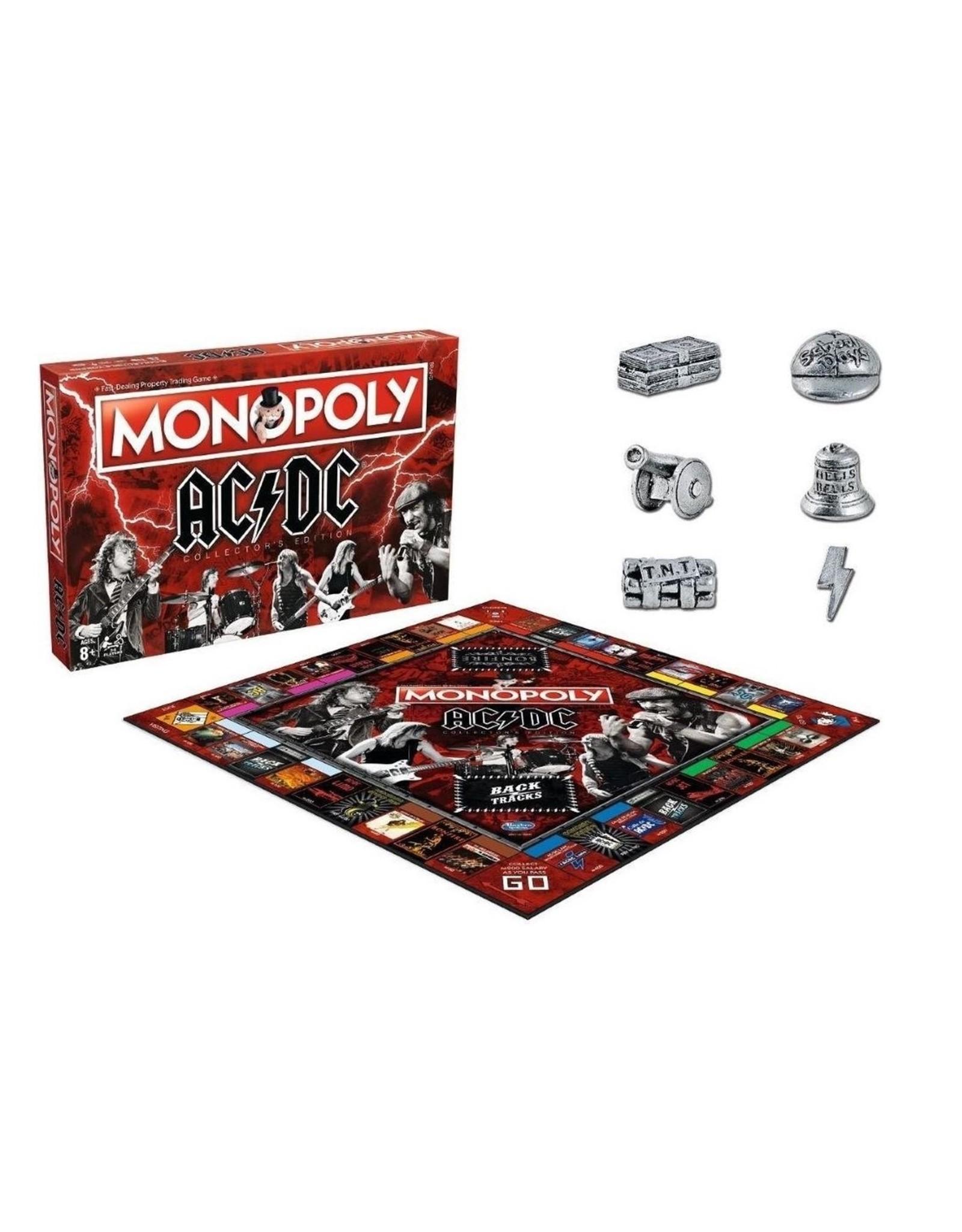Monopoly Monopoly - AC/DC - Bordspel - Engelstalige Versie
