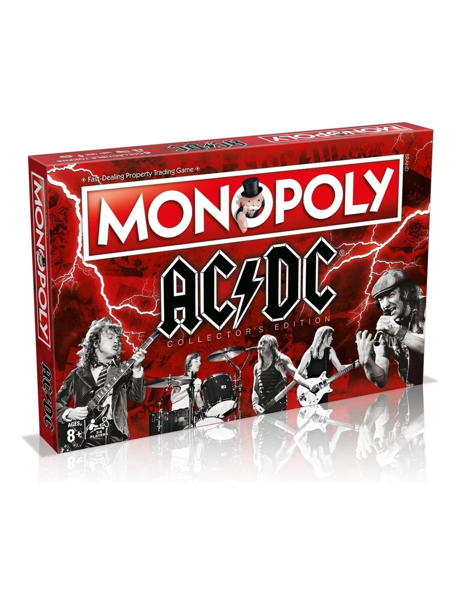 Monopoly Monopoly - AC/DC - Board game - English Version