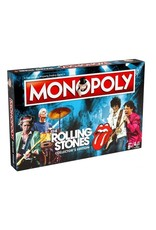Monopoly Monopoly - Rolling Stones - Bordspel - Engelstalige Versie