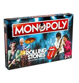 Monopoly Monopoly - Rolling Stones - Board game