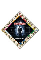 Monopoly Monopoly - Uncharted - Board game - English Version