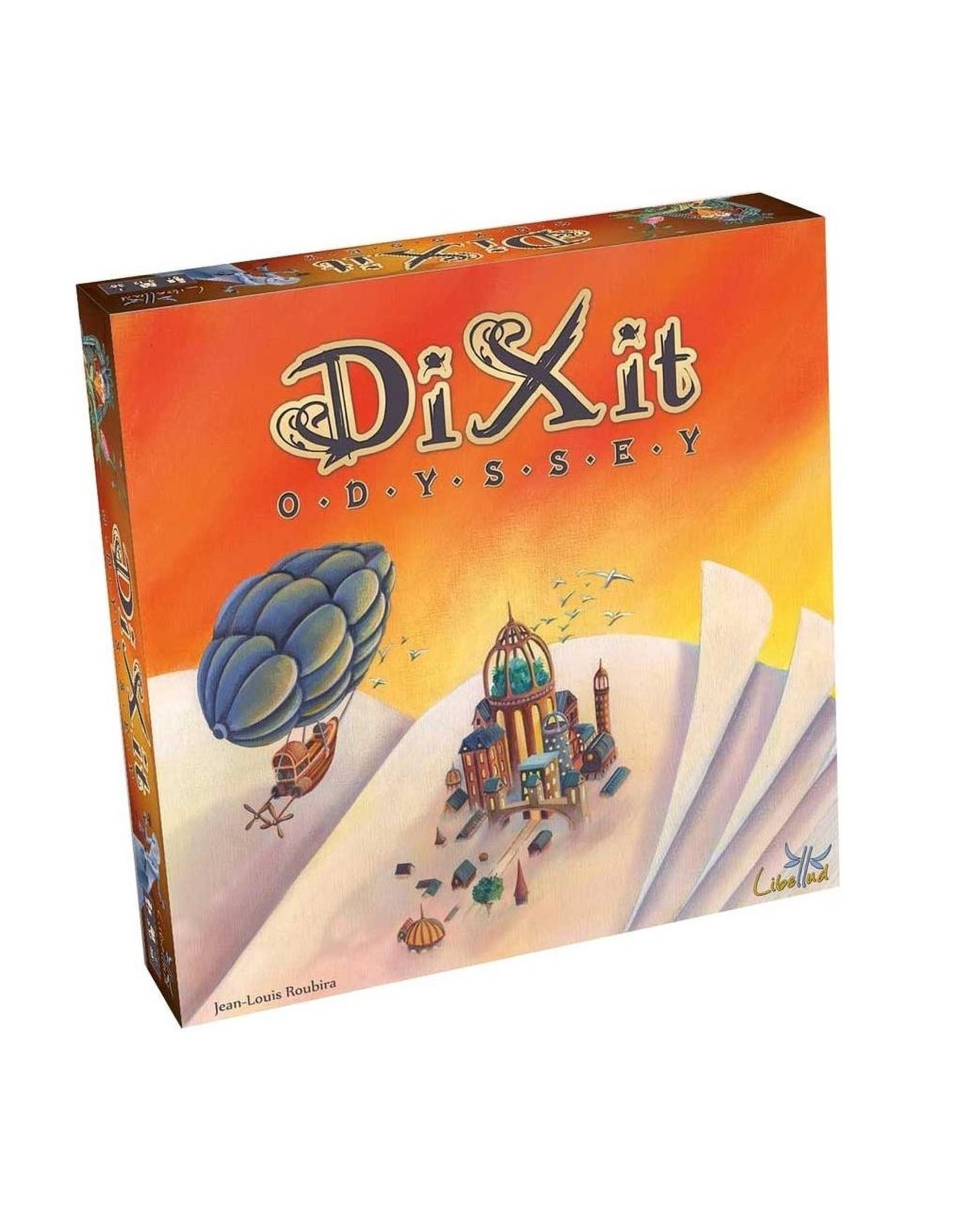 Dixit Odyssey - Board Game