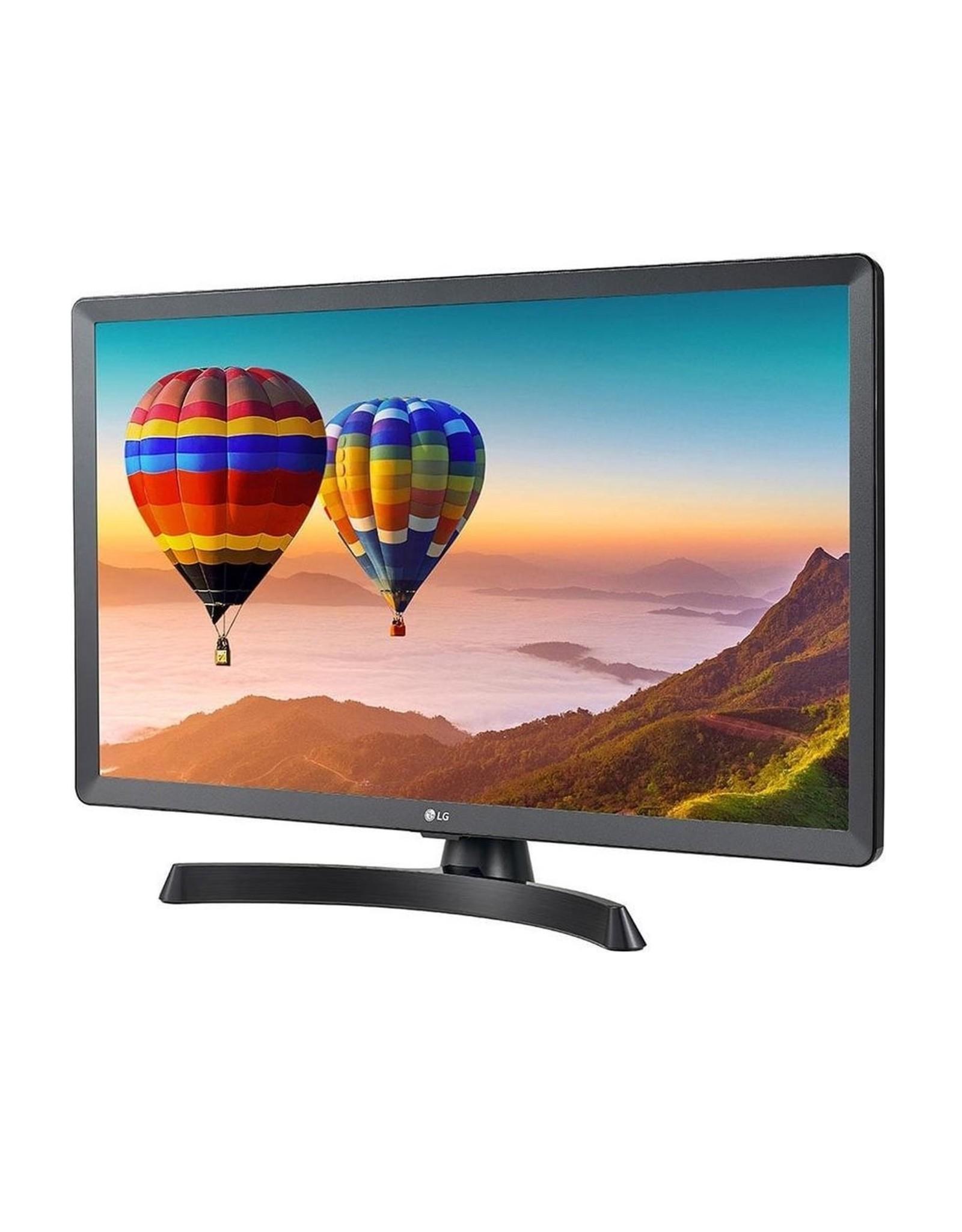LG - Telvisie - 28TN515S-PZ - HD Smart - Wi-Fi - Zwart
