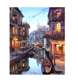 Parya Official - Schilderen op nummer - Venetië