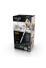 Adler - Zakloze Steelstofzuiger - 800 W  - Bruin