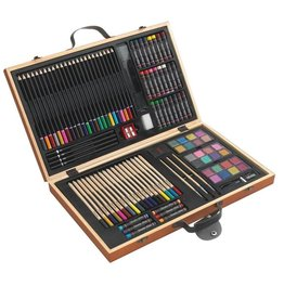 Parya Official Parya Official - 88-piece Character Set - Wooden Case