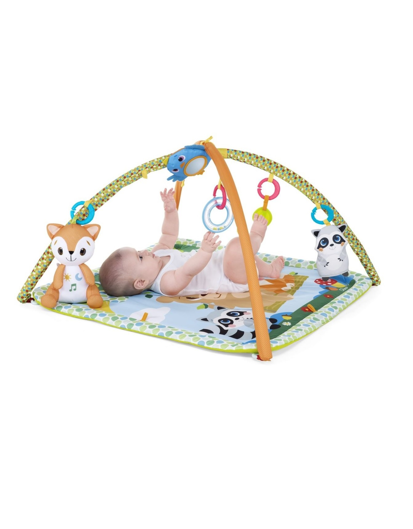 Chicco Chicco - Babygym - Magic Forest - Relax & Play