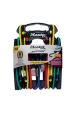 MasterLock MasterLock - Twin Wire - 10 Snelbinders - Met dubbele haak