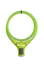 MasterLock MasterLock - Kabelslot - 90 cm - Groen