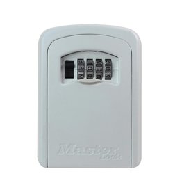 MasterLock MasterLock - Key safe - 4 digit code - Grey