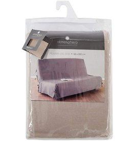 Atmosphera Atmosphera - Folding sofa cover - 100% cotton - 200x140cm