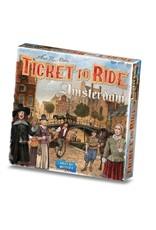 Ticket to Ride - Amsterdam - Bordspel - Nederlandstalige Editie