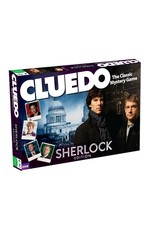 Cluedo - Sherlock - Bordspel - Engelstalige versie