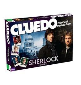 Cluedo Cluedo - Sherlock - Bordspel - Engelstalige versie