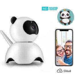 Panda Babyfoon 1080P FHD WiFi IP camera