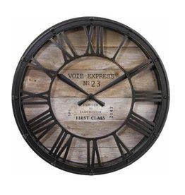 Atmosphera Atmosphera - Vintage Wall Clock - Ø39cm