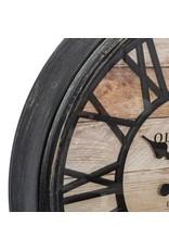 Atmosphera Atmosphera - Vintage wall clock - Roman Numerals - Diameter Ø50 cm