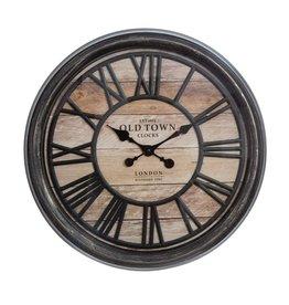 Atmosphera Atmosphera - Vintage Wall Clock - Ø50 cm