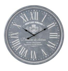 Atmosphera Atmosphera - Large wall clock - Vintage - Ø78 cm