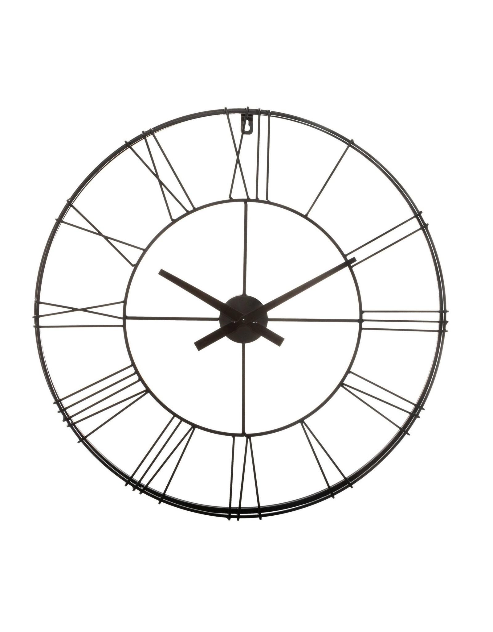 Atmosphera Atmosphera - Industriële Wandklok - Diameter Ø70 cm