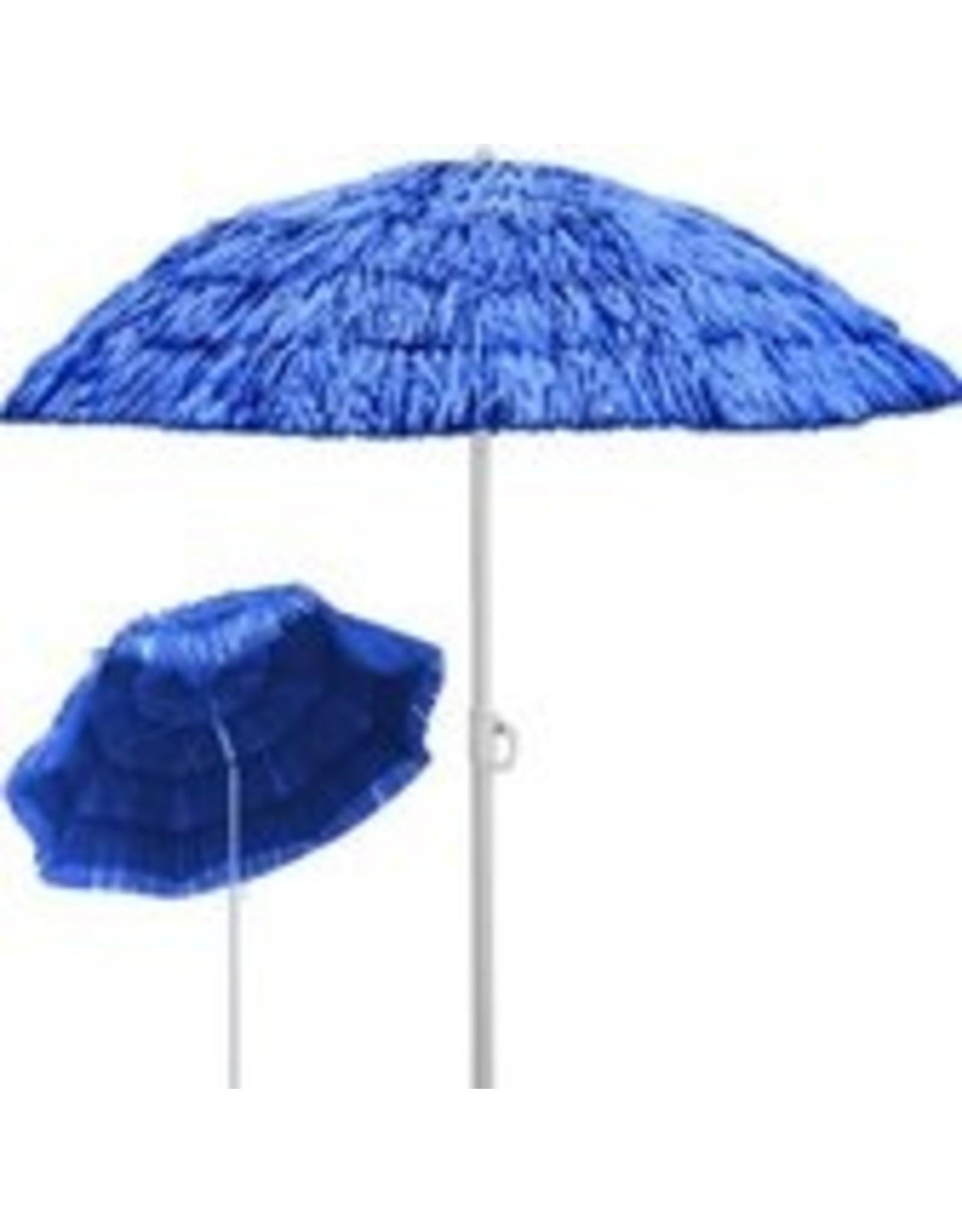 Parasol - Hawaii - 160cm - Blauw