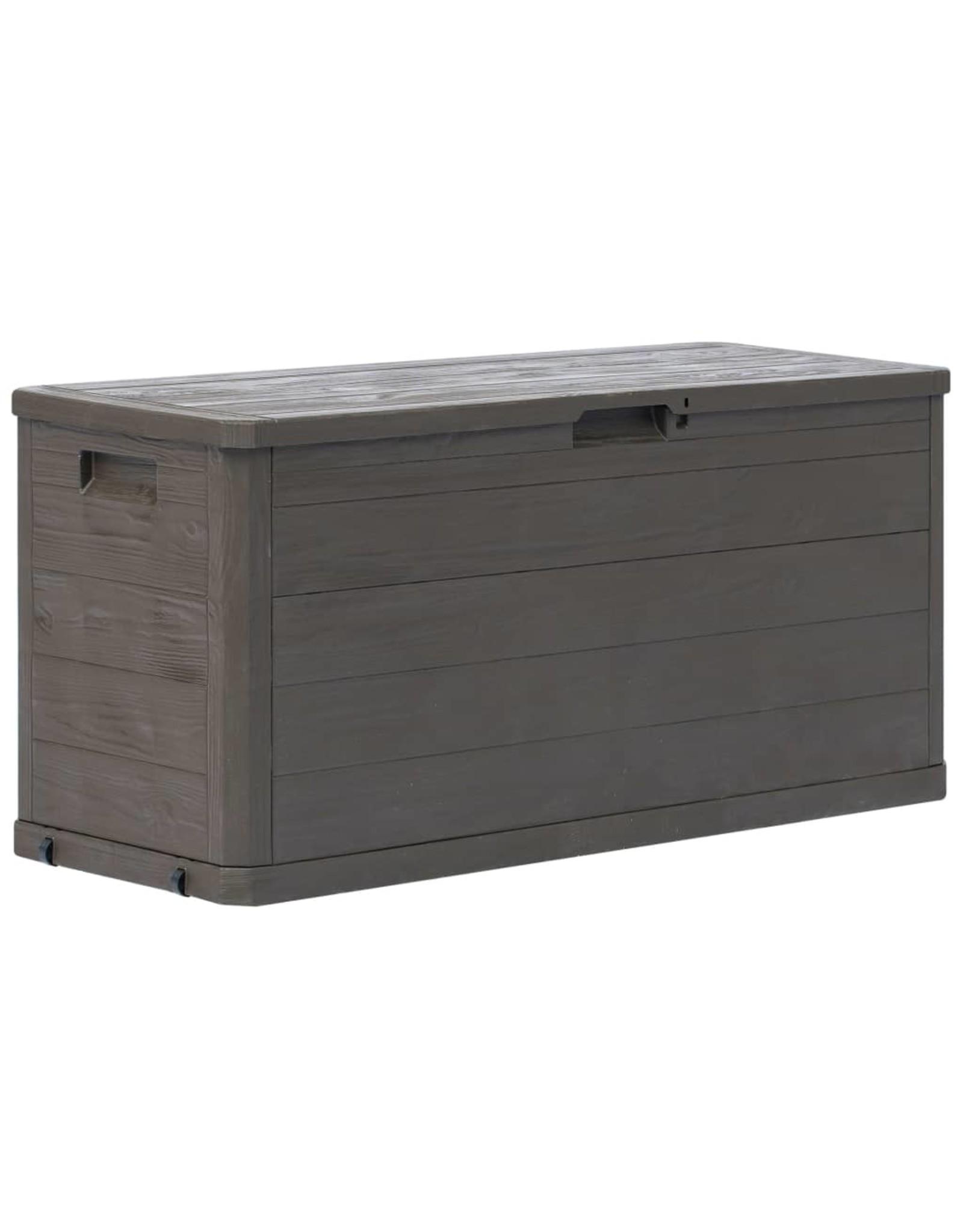 Tuinbox 280 L bruin