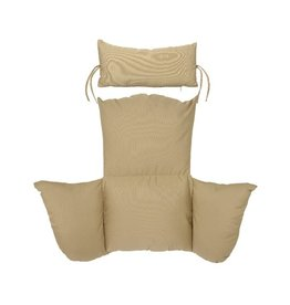 Parya Home Parya Home - Hanging chair cushion - For outdoor and indoor use - Beige