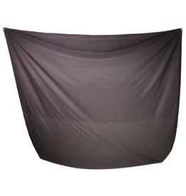 Parya Home Parya Home - Schaduwdoek - Polyester - 3 meter - Vierkant - Antraciet