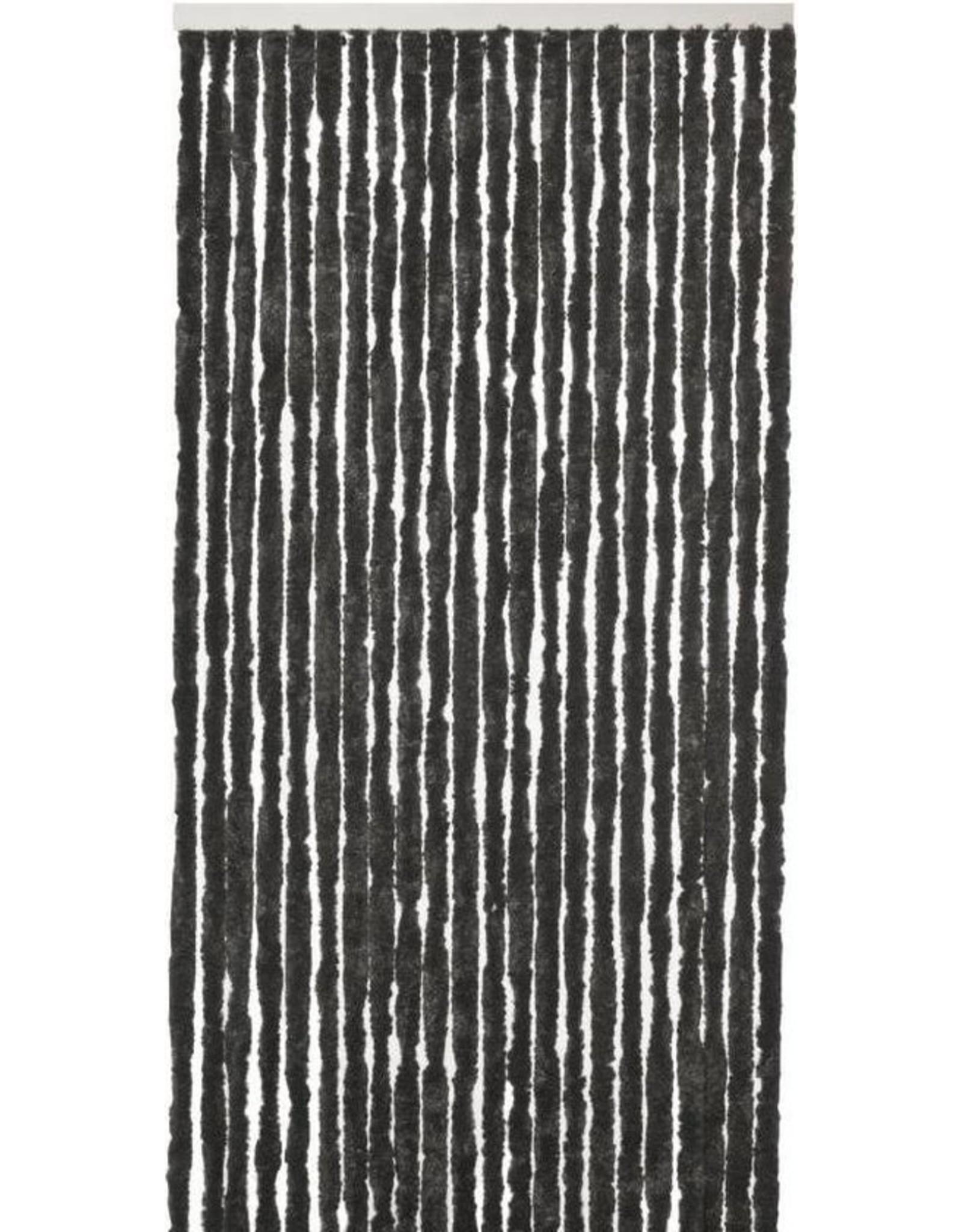 Vliegengordijn Kattenstaart - Zwart - 240x100 cm