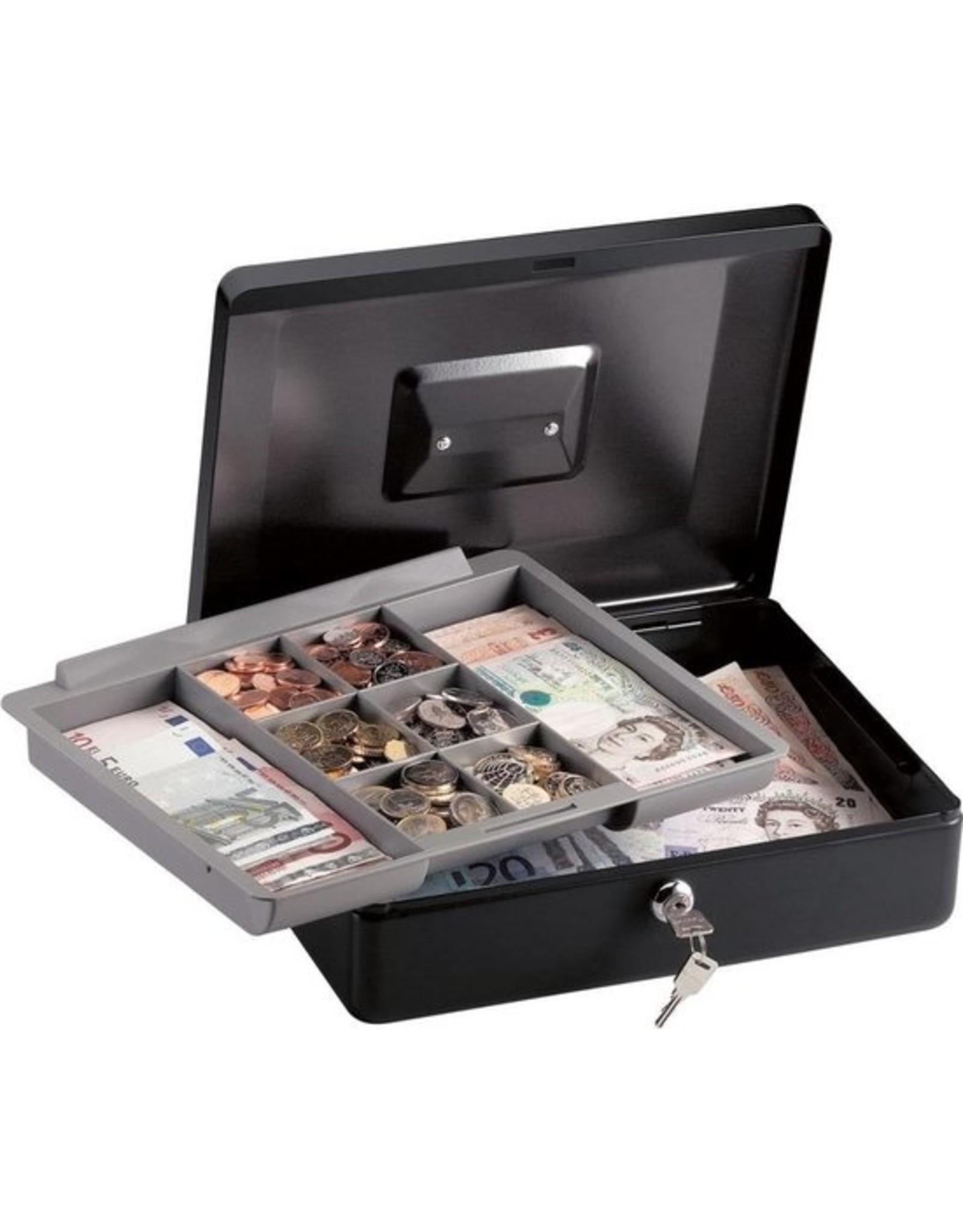MasterLock Masterlock kluis geldkist met tray en handvat, CB-12ML